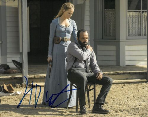JEFFREY WRIGHT SIGNED 8x10 PHOTO PROOF COA AUTOGRAPHED WESTWORLD