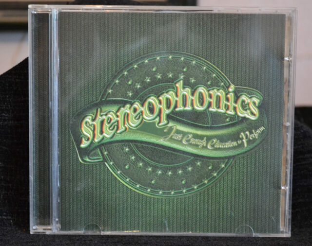 Stereophonics - Just Enough Education to Perform (cd 2001)