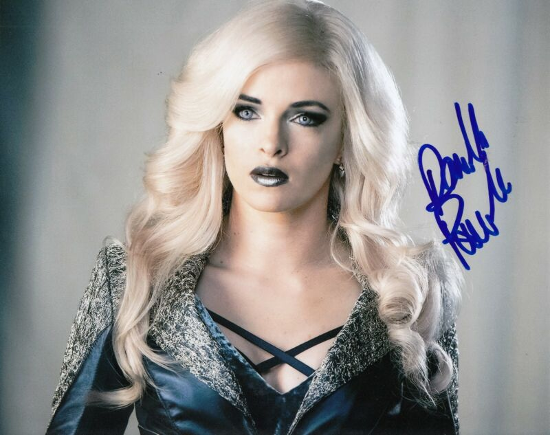 DANIELLE PANABAKER signed (THE FLASH) 8X10 photo *Killer Frost* PROOF W/COA #1