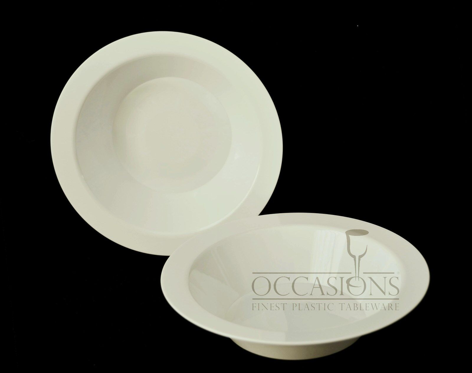 Wedding Party Disposable Plastic Dinnerware Round & Disposable Dinnerware For Weddings - Castrophotos
