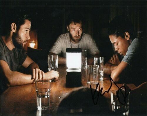 KELVIN HARRISON JR signed (IT COME A NIGHT) *TRAVIS* Movie 8X10 photo W/COA #4