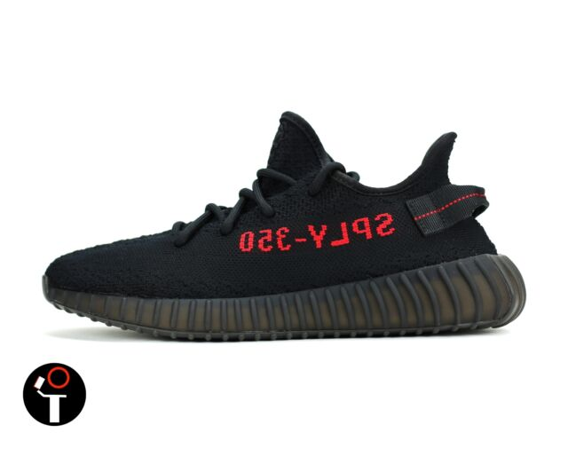 Order BY 9612 adidas Yeezy Boost 350 v2 Core Black Red online