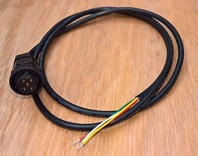 Raymarine NMEA 0183 Input Output Cable C70 C80 C120 A60 A65 E80 E120 R08004