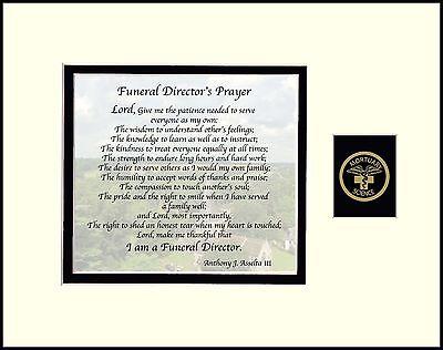 St091   Funeral Directors Prayer