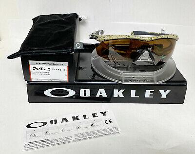Oakley Sunglasses M2 FRAME XL SPLATTER SAND/PRIZM TUNGSTEN (Oakley M2 Frame Sunglasses)