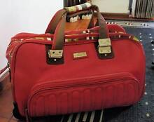 "Trolley Luggage ""Spencer & Rutherford"" Sleepover Cabin Travel Bag Claremont Nedlands Area Preview"