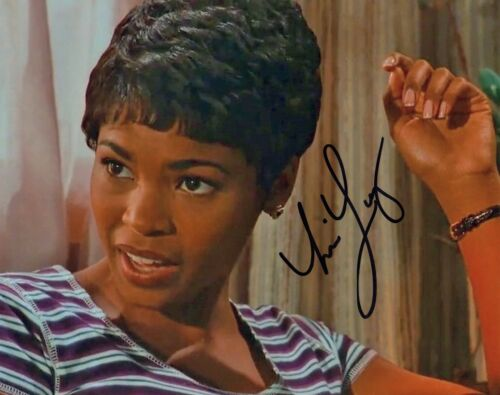 Nia Long Signed Autographed 8x10 Photo The Fresh Prince of Bel Air Empire COA