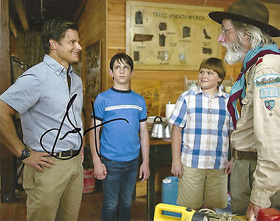 STEVE ZAHN 'DIARY OF A WIMPY KID' 'SAHARA' SIGNED 8X10 PICTURE 5