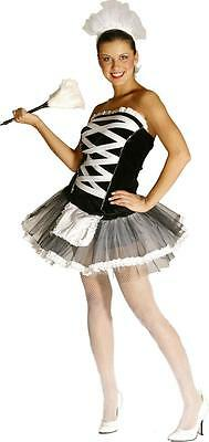 Fifi French Maid Costume (Fifi La Bouf French Maid Sexy Adult)