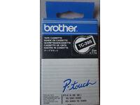 Brother TC395 Schriftbandkassette 9mm