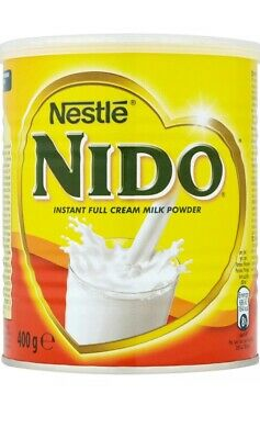 Nestle Nido Instant Full Cream Milk Powder( Dry Milk )400g