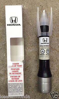 Genuine OEM Honda Touch Up Paint Pen   NH 788P White Orchid Pearl