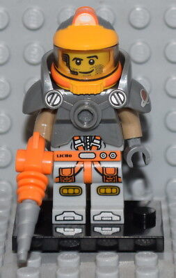 LEGO Minifigure Series 12 SPACE MINER