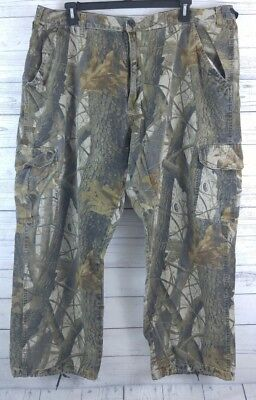 3ae548daab1f8 Outfitters Ridge Men's Realtree Hardwood Camouflage Hunting Pants Sz 44/46  (u)