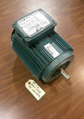 Reliance 1hp P14a6903m 3ph Electric Motor 2021sr