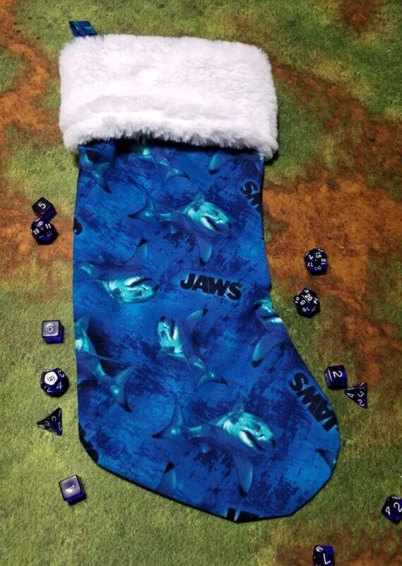 Jaws Christmas Stocking