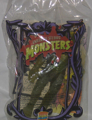 Burger King Universal Studios CREATURE FROM THE BLACK LAGOON MIP