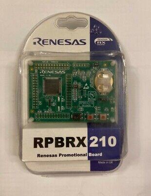 Renesas Rpbrx210 Rx200 Mcu Evaluation Board