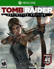 Tomb Raider Microsoft Xbox One Video Games