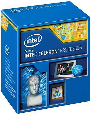 Intel Celeron G1840 Haswell Dual-Core 2.8 GHz LGA 1150 53W BX80646G1840 Desktop