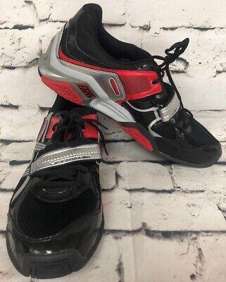 Aasics 5326N Black Lift Trainer Athletic Cross Training Shoes Mens Sz 14