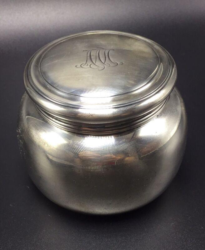 Tiffany & Co Antique Sterling Silver Box
