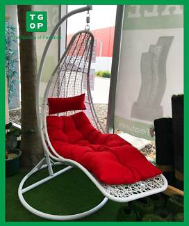 Brand New Outdoor Long-L Shape Swing Chair Was $499