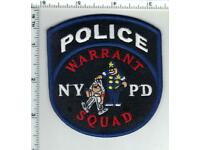 New York City Squad 252  Fire Patch