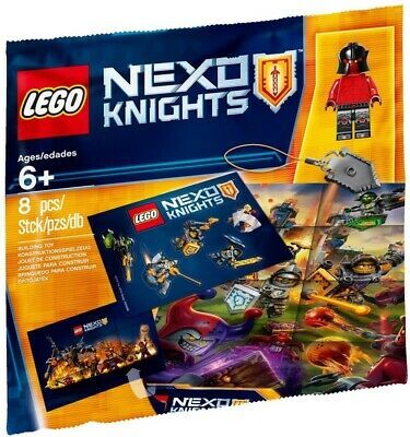 LEGO NEXO Knights Intro Pack (5004388) - New & Factory Sealed