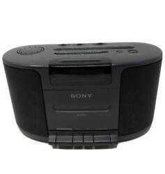 Sony ICF-CS650 AM/FM/Cassette Dream Machine Clock Radio ✅TESTED WORKS GREAT!