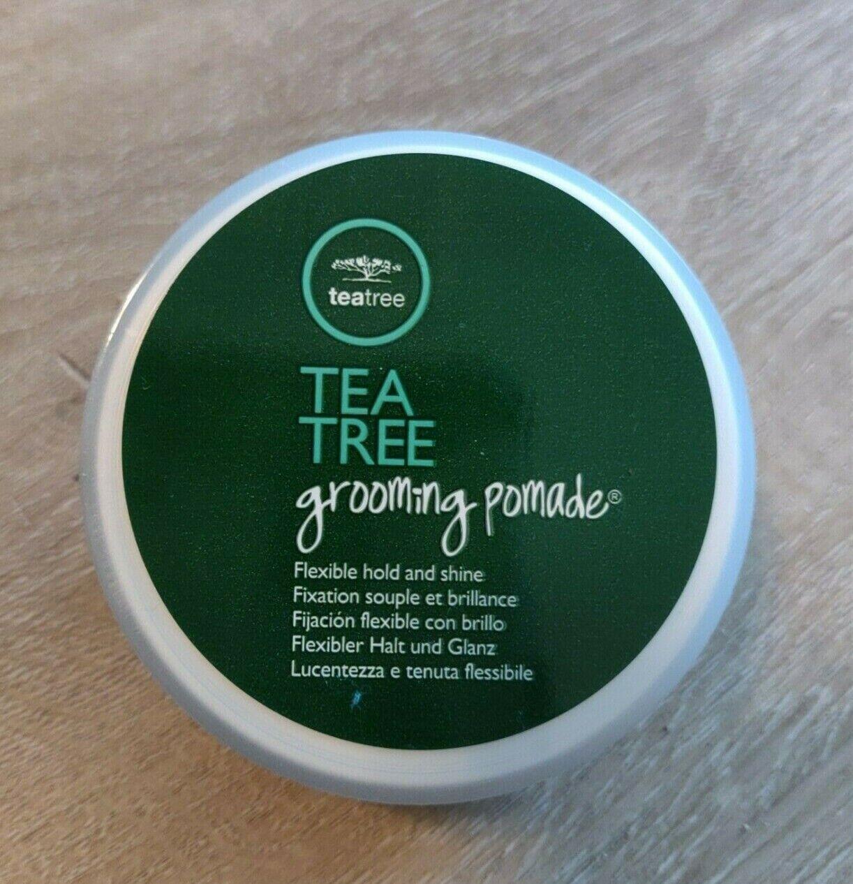 Paul Mitchell Tea Tree Grooming Pomade Flexible Hold & Shine