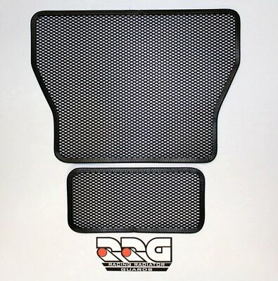 BMW S1000rr S1000r S1000xr 2009-2018 Racing Radiator Guard Set all years HP4