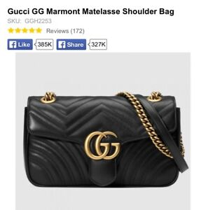Gucci handbags for sale