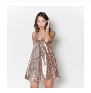 Latest Scoop size small sequin dress