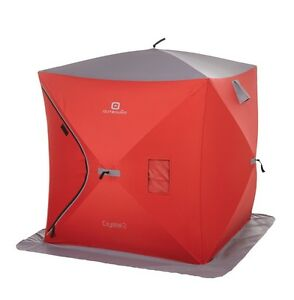 Like New Outbound 2-3 Man Ice Fishing Tent