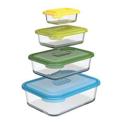 81064 nest glass food storage container