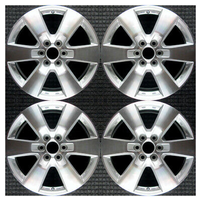 Set 2009 2010 2011 2012 2013 2014 Chevrolet Traverse OEM 20 OE Wheels Rims 5406