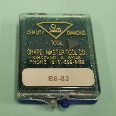 Shape-master Quality Diamond Tool Insert B6-82