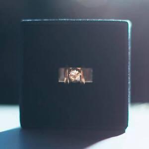 Stunning handmade Round Brilliant 1.17carat Diamond ring Islington Newcastle Area Preview