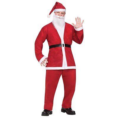 Fun World Pub Crawl Santa Adult Costume (Pub Crawl Santa Costume)