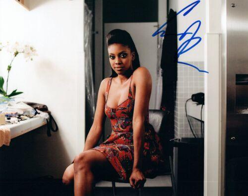 Condola Rashad Signed Autographed 8x10 Photo Billions Actress COA VD
