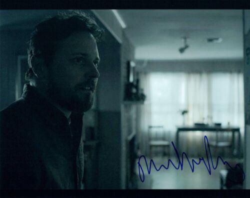 Michael Mosley Signed Autographed 8x10 Photo Scrubs Ozark Actor COA
