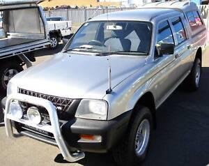 Mitsubishi MK Triton 4x4 Armidale Armidale City Preview