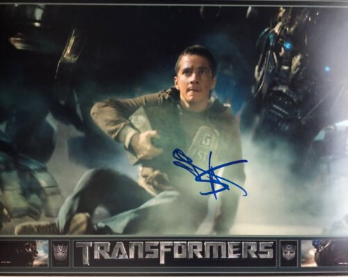Transformers SHIA LABEOUF SIGNED 8x10 PHOTO - PROOF