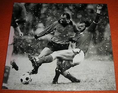 Presse Foto Holstein Kiel : Viktoria Köln 2. Bundesliga 1980 Pressefoto