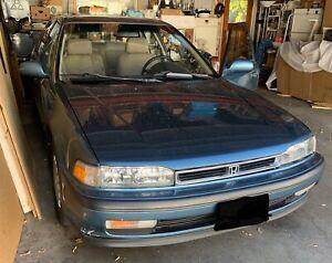 1991 Honda Accord EX-R