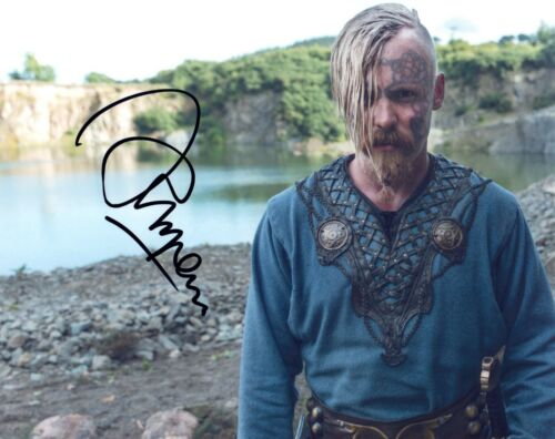 Jasper Paakkonen Signed Autographed 8x10 Photo Vikings Actor COA