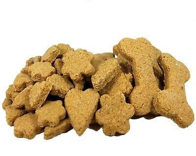 Handmade Banana Honey Dog Cookies, 100% All Natural Made in Idaho Dog Treats All Natural Dog Cookie