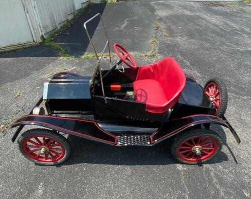 Shriner Parade Car Tin Lizzy Model T Gas Powered Go Kart Hagstrom