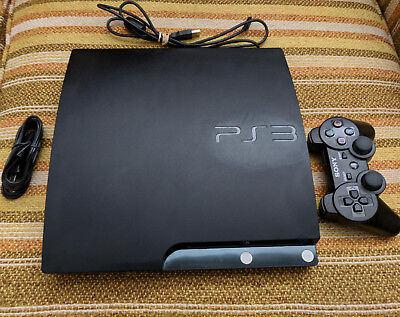 Sony Ps3 Slim 3 55 Online Ready With Mod Menus And Extras